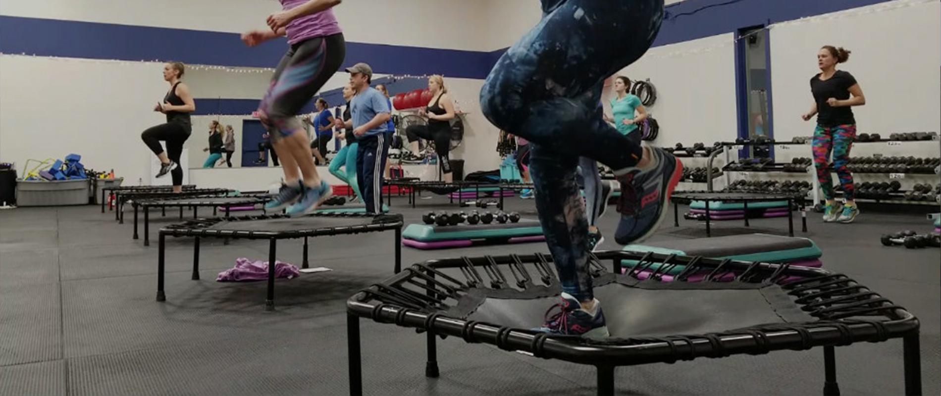 fitness trampoline benefits