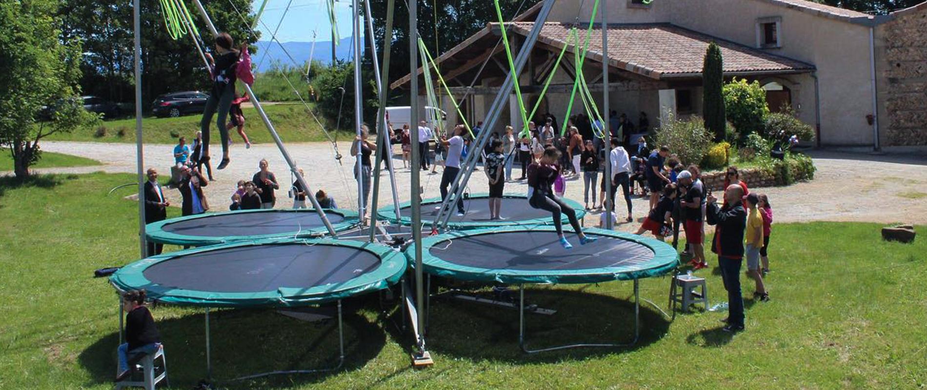 trampoline parks for kids