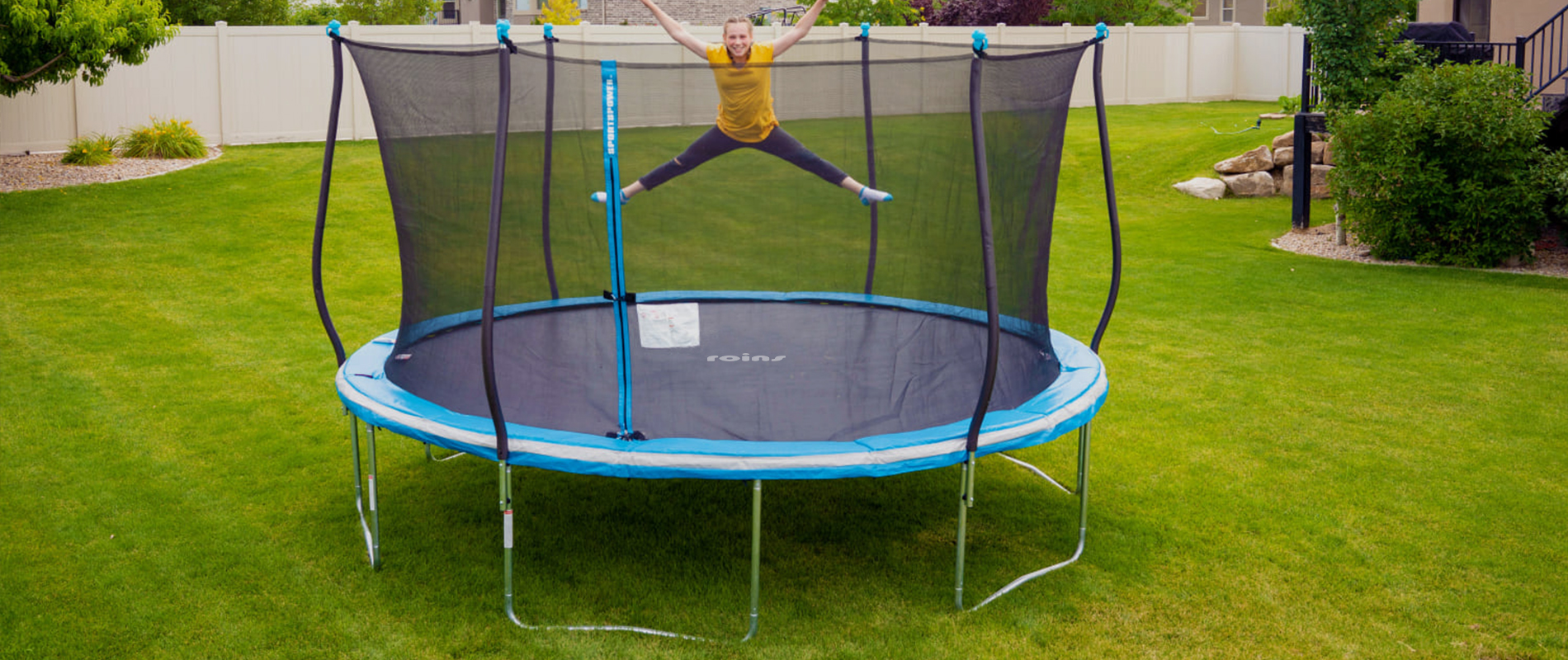 what trampoline should I buy